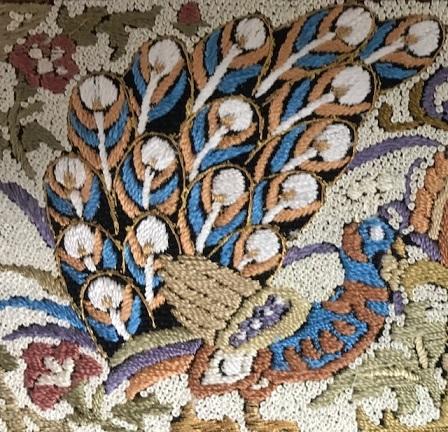 貴久樹孔雀帯前太鼓・ピーコックブルーコーディネイト。_f0181251_16383177.jpg