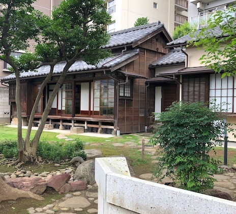 夏のお出かけ その2:鈴木信太郎記念館_b0087556_23571053.jpg