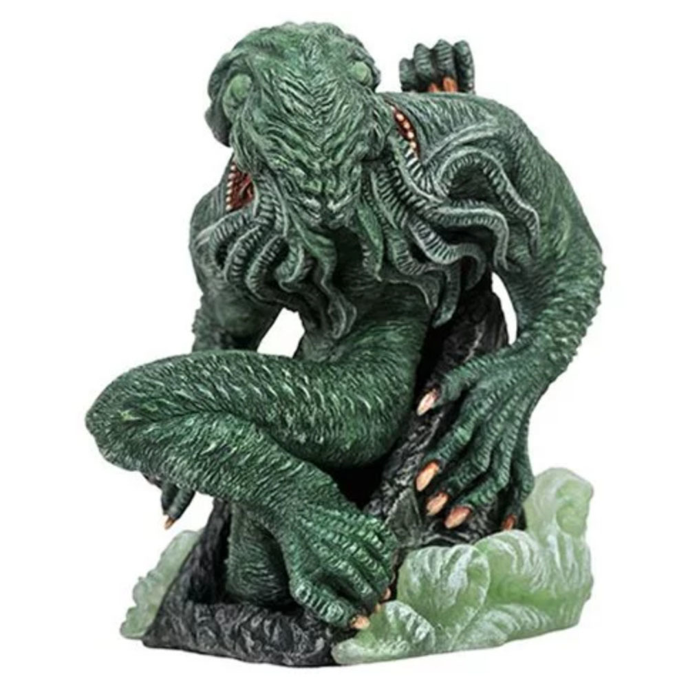 Cthulhu Gallery Statue by Eli Livingston_e0118156_09250450.jpg