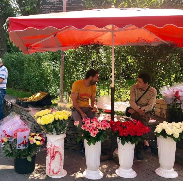 """キエフの正面玄関""""黄金の門""""@ウクライナ_a0092659_15533936.jpg"""