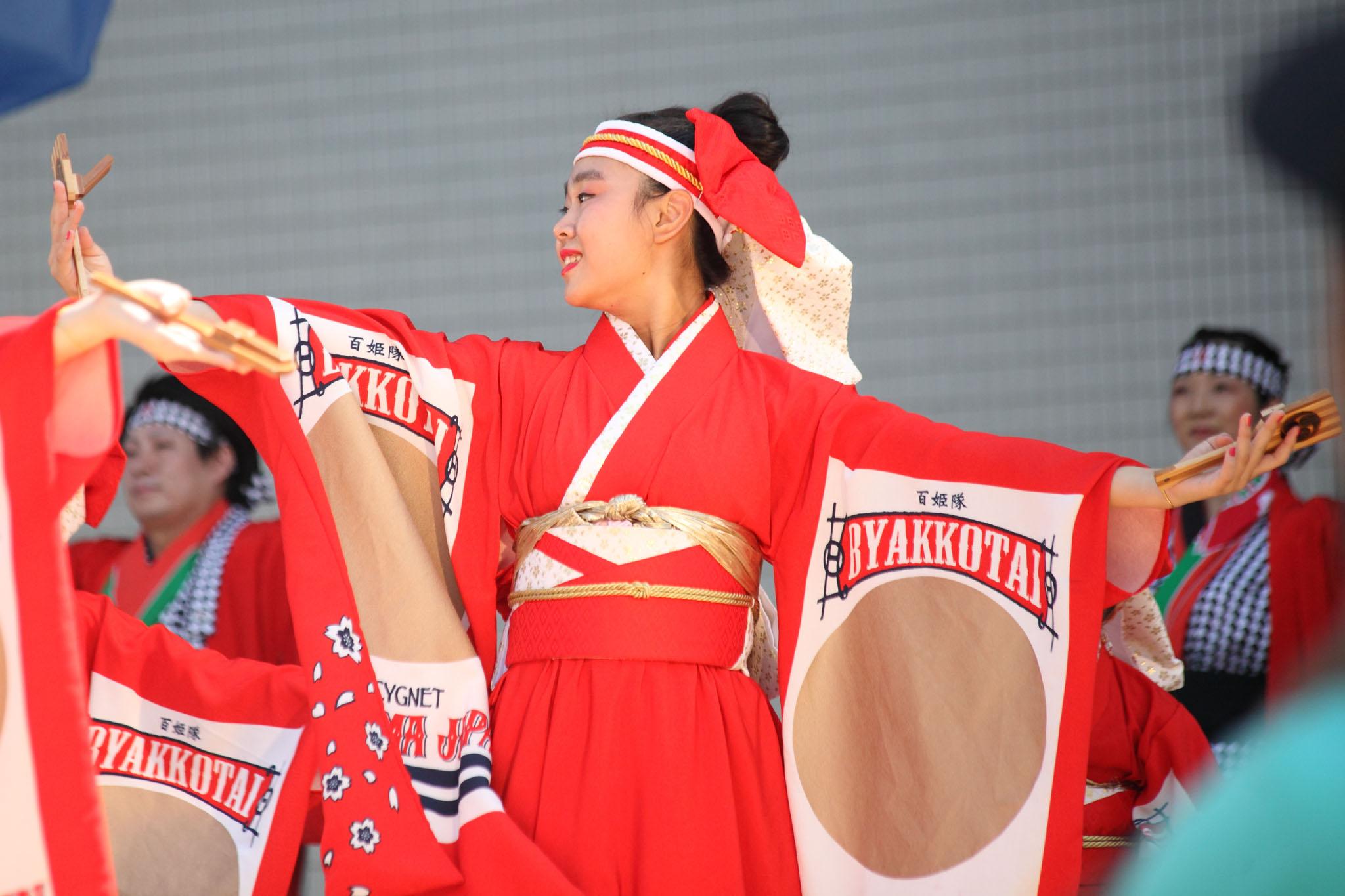 原宿表参道元氣祭スーパーよさこい2019【9】_c0299360_16202.jpg