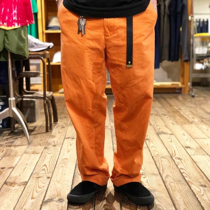 "MASTER&CO. \""Leather GACHA Belt\""_b0121563_14150654.jpg"