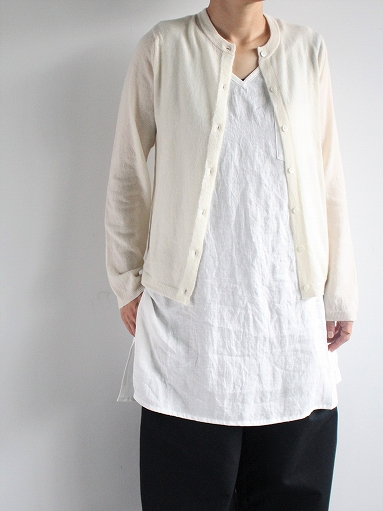 eleven 2nd Cashmere / Mohair-Front Cardigan_b0139281_1712598.jpg