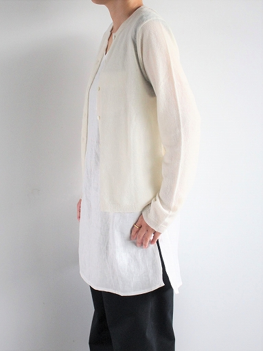 eleven 2nd Cashmere / Mohair-Front Cardigan_b0139281_1714122.jpg