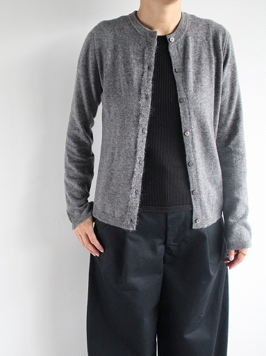 eleven 2nd Cashmere / Mohair-Front Cardigan_b0139281_1715615.jpg
