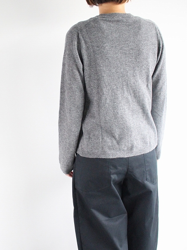 eleven 2nd Cashmere / Mohair-Front Cardigan_b0139281_1721013.jpg