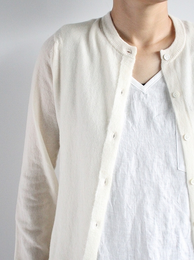 eleven 2nd Cashmere / Mohair-Front Cardigan_b0139281_1771694.jpg