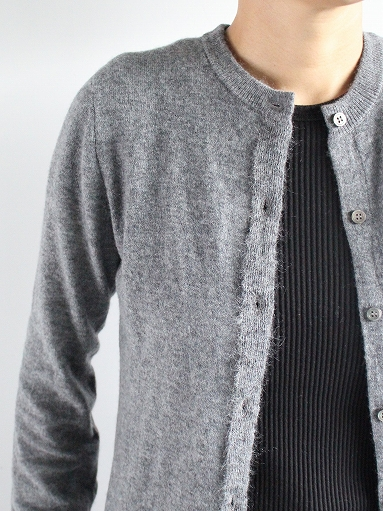 eleven 2nd Cashmere / Mohair-Front Cardigan_b0139281_1772566.jpg