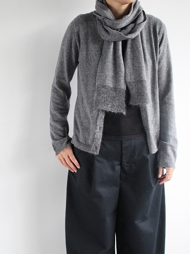 eleven 2nd Cashmere / Mohair-Front Cardigan_b0139281_177597.jpg