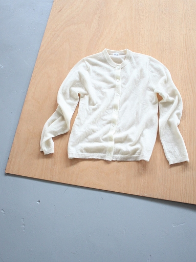 eleven 2nd Cashmere / Mohair-Front Cardigan_b0139281_1781013.jpg