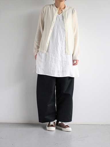 eleven 2nd Cashmere / Mohair-Front Cardigan_b0139281_1785374.jpg