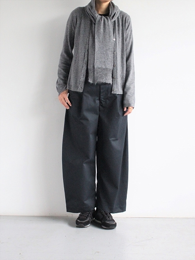 eleven 2nd Cashmere / Mohair-Front Cardigan_b0139281_179424.jpg
