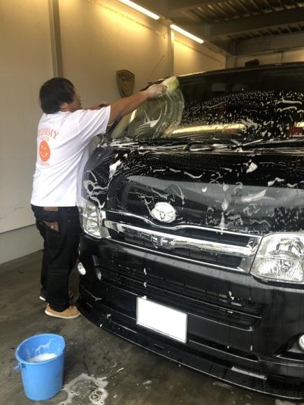 8月29日(木)☆新車エスカレードあります♡ランクル ハマー ハイエース♡TOMMY♡_b0127002_18564701.jpg