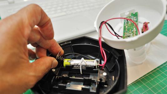 「ほの灯り」の点検と修理を行っています_c0336902_18122976.jpg