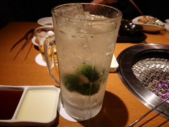 8/24 焼肉トラジ吉祥寺店 TORAJI Special course ¥7,000 Vol.2_b0042308_23202964.jpg