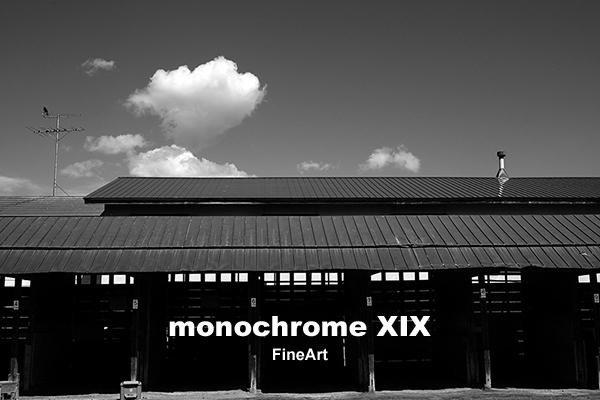 monochrome XIX「FineArt」後半の最終週、3日目、今日も開館前から閉館まで多くの方々にご来館頂きました!_b0194208_22413585.jpg