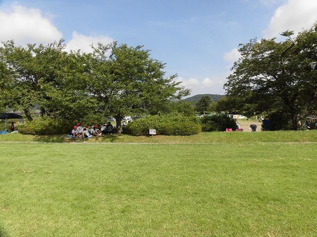 暑さが堪える中、第24回富士市ゲートボールジュニア大会in雁(かりがね)公園_f0141310_07472029.jpg
