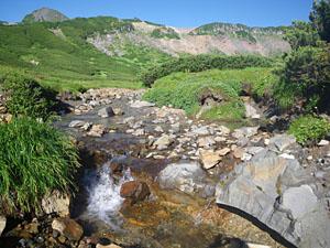 御嶽山 継子岳、四の池、三の池_a0133014_18262452.jpg