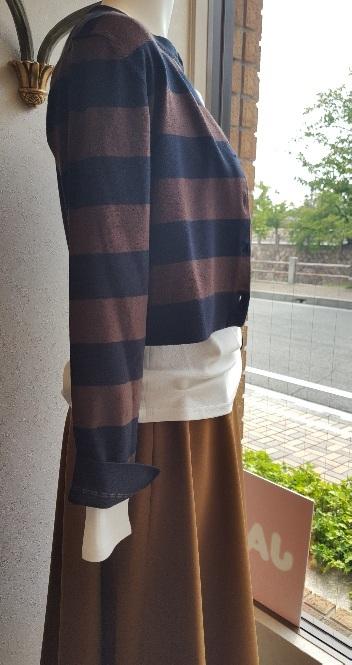 新着★秋色コーディネート!_f0126121_14351584.jpg