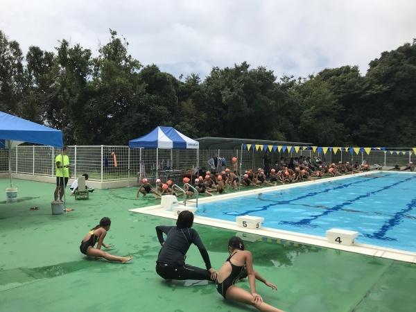 校内水泳記録会④閉会式_a0131631_12261426.jpeg