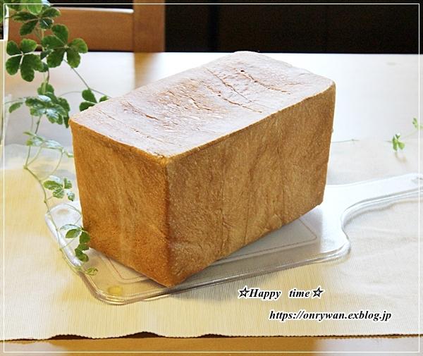 コロッケ弁当と角食♪_f0348032_16390330.jpg