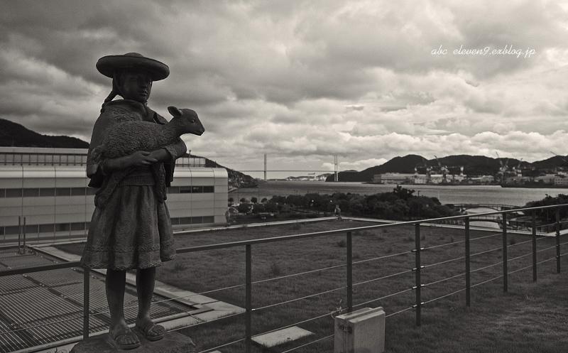 長崎市美術館 屋上_f0315034_15230949.jpg