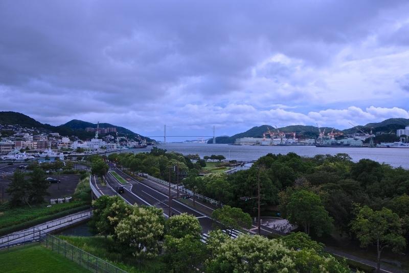 長崎市美術館 屋上_f0315034_15232929.jpg