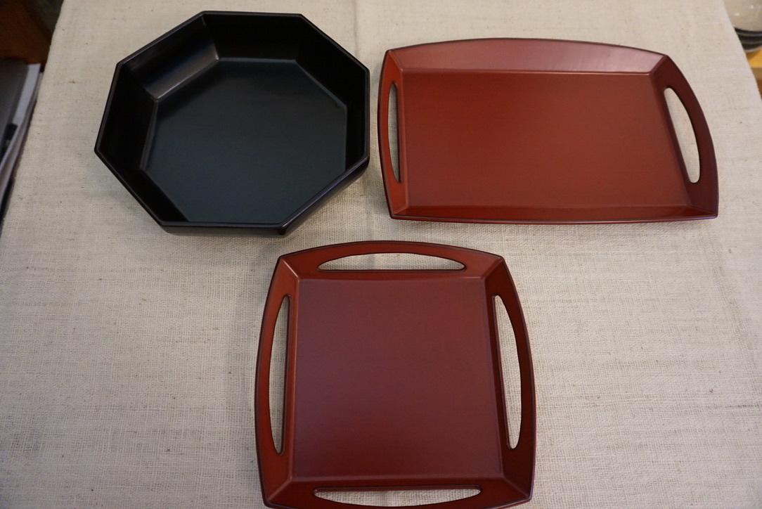 長井均さんのお皿と菓子器_b0132442_15251866.jpg