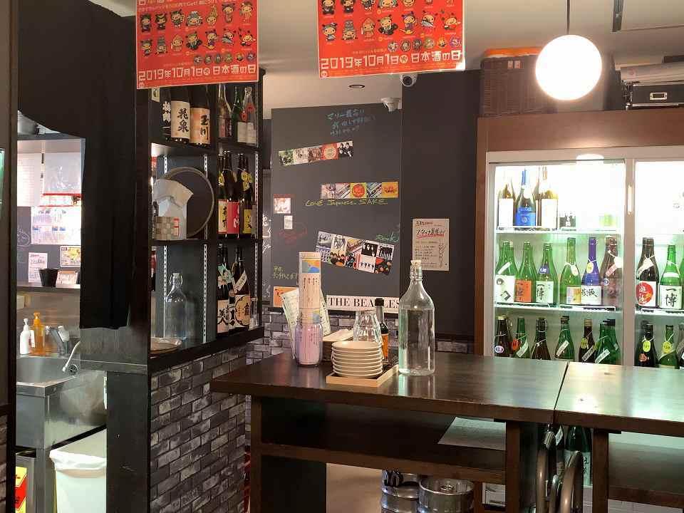 梅田の居酒屋「茶屋町Marry」_e0173645_21112758.jpg