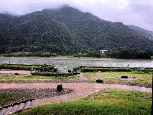 長良川うかいミュージアム&クローバーコーヒー_e0292546_15355809.jpg