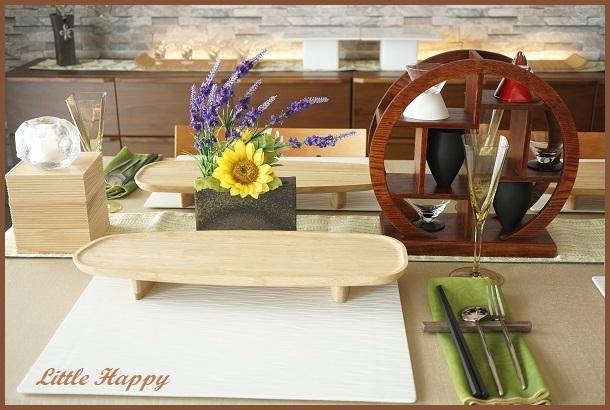 「酒豪会」のためのテーブルコーディネート_d0269651_09403562.jpg