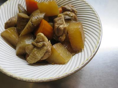 お肉の日は鶏肉_e0262651_18524740.jpg