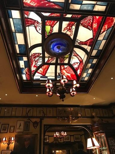 英国最終日・着物でロンドン最古のレストランRulesへ。_f0181251_19205806.jpg