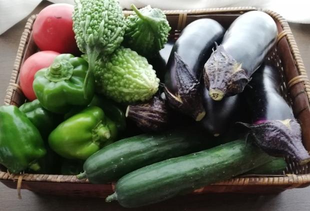 お豆と野菜の南インドカレー_a0132059_16493341.jpg