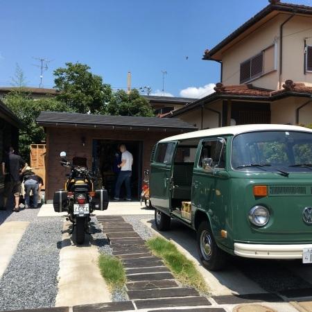 Garage【Mr.S】_c0217759_21520205.jpg