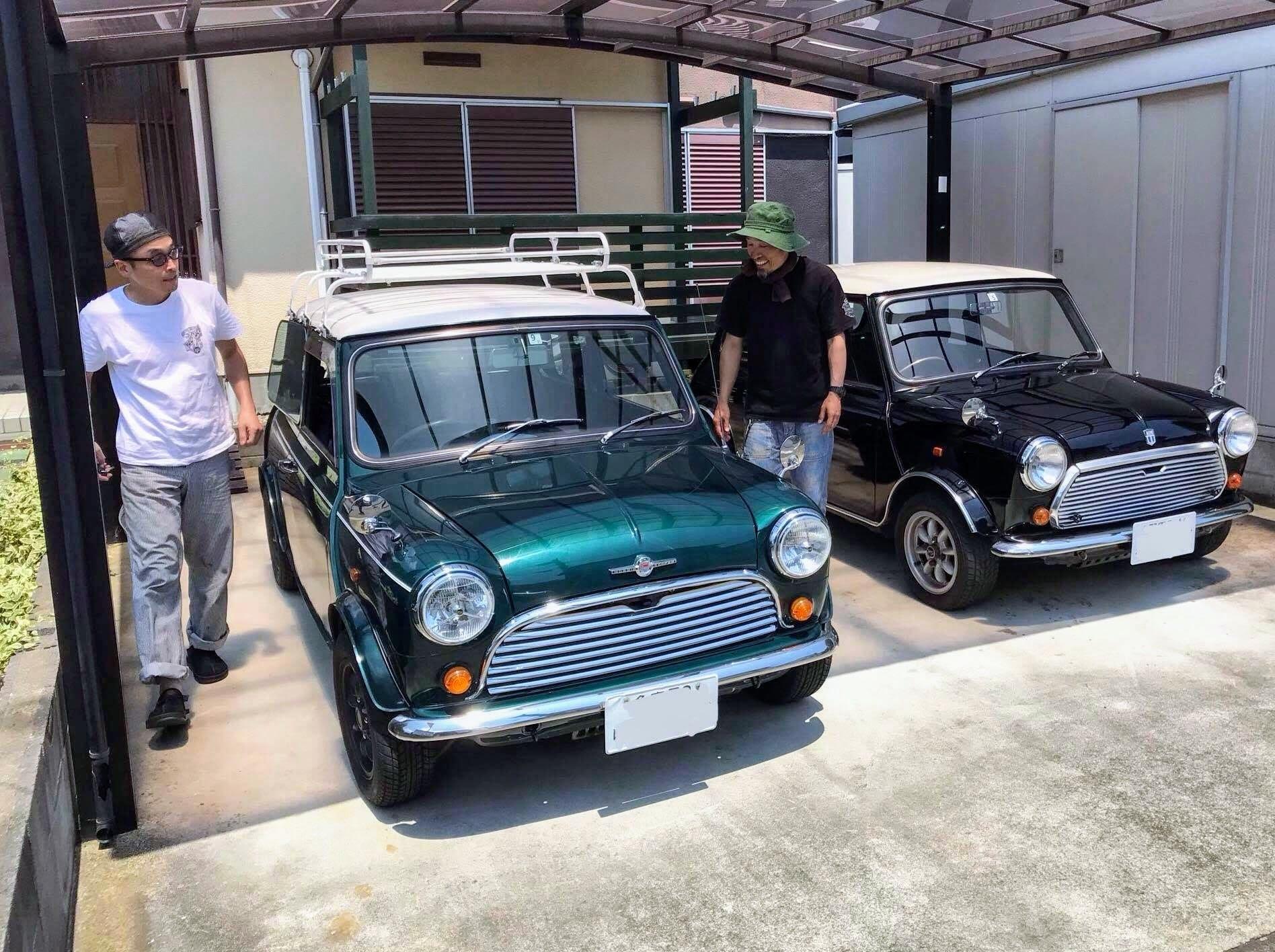 Garage【Mr.S】_c0217759_21521220.jpg
