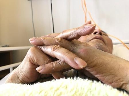 父の闘病 ④ 「抗がん剤をやめましょう」_c0369059_07523889.jpg