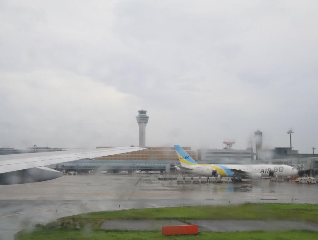 羽田空港 2タミ AIR DO _d0202264_9491085.jpg