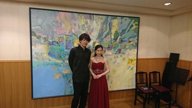 星野さん&大瀧さんコンサート終わりました!_e0046190_18343295.jpg