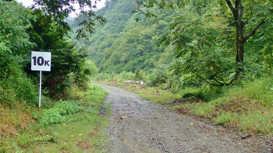 耐久山岳マラソンコースを走ってみました_c0336902_17181719.jpg