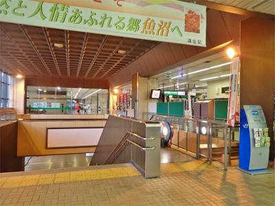 浦佐駅に行ってみました_c0336902_19393315.jpg