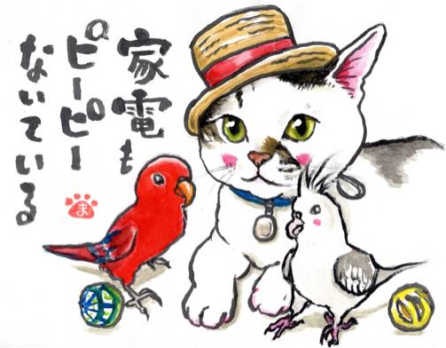 ゆずちゃんルピちゃんピーちゃん トムくん_f0375804_20125232.jpg