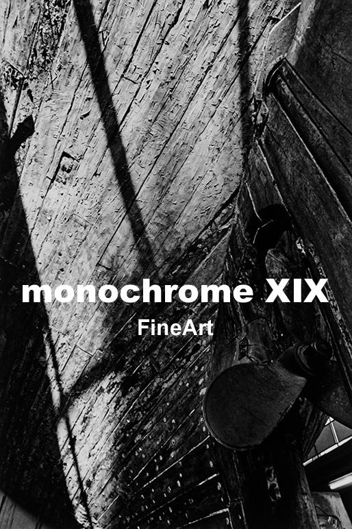 monochrome XIX「FineArt」明日の8月31日(土)が最終日です!_b0194208_21445124.jpg