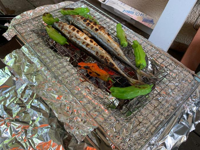 秋刀魚の日_c0301809_08155064.jpg