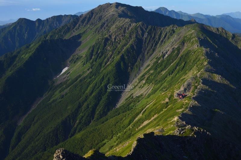 北岳 〜肩の小屋を目指して〜_f0321522_20561242.jpg