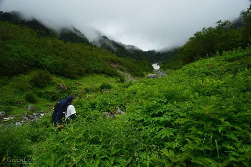 北岳 〜肩の小屋を目指して〜_f0321522_22304177.jpg