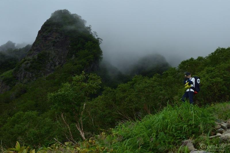 北岳 〜肩の小屋を目指して〜_f0321522_22393864.jpg