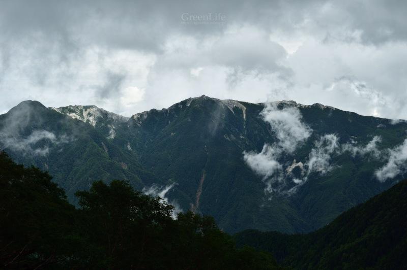 北岳 〜肩の小屋を目指して〜_f0321522_22480651.jpg