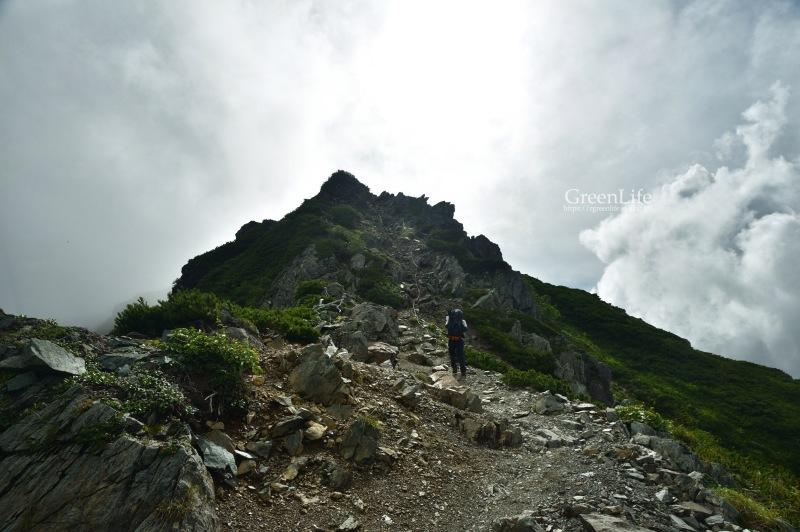 北岳 〜肩の小屋を目指して〜_f0321522_23022105.jpg