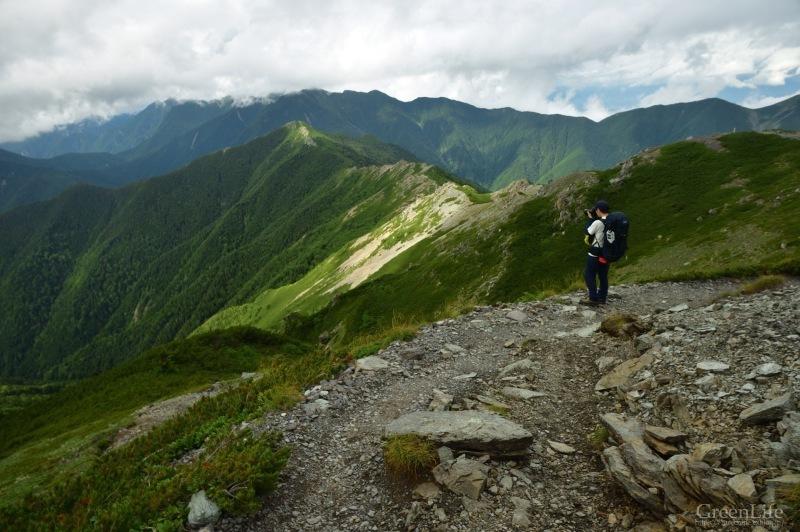北岳 〜肩の小屋を目指して〜_f0321522_23024585.jpg